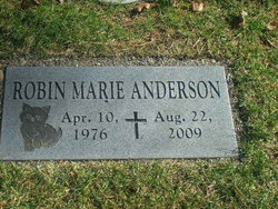 Robin Marie Anderson