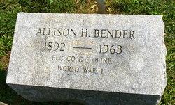 Allison Henry Bender