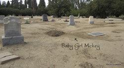 Baby Girl Mickey