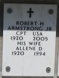 Irminnie Allene <i>Deitz</i> Armstrong