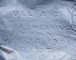 Ollia C. Swearingen