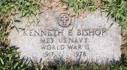 Kenneth E Bishop