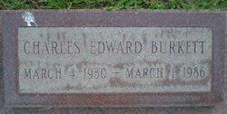 Charles Edward Burkett