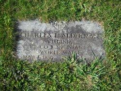 Charles Everett Alderman