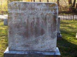 Barton V. B. Garrott