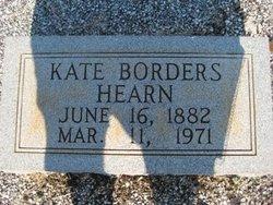 Kate <i>Borders</i> Hearn