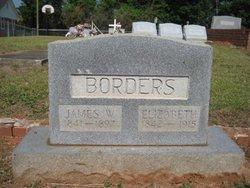 Elizabeth R <i>Lane</i> Borders