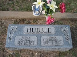 Ada Gertrude Gertie Hubble
