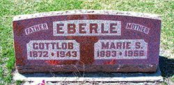 Mary Marie <i>Gehrig</i> Eberle
