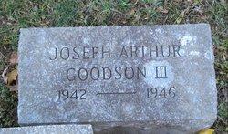 Joseph Arthur Goodson, III