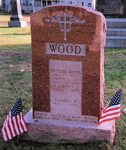 Raymond J Wood