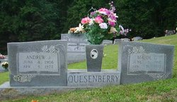 Andrew Jackson Andy Quesenberry