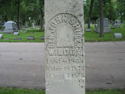 Col John Shuler Wilcox