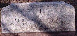 Alvin Peter William Allen
