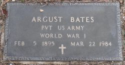 Argust Bates
