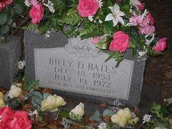Billy D Bates