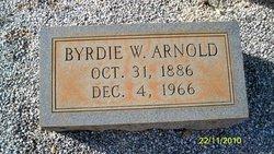 Byrdie <i>Whaley</i> Arnold