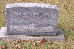 Ella <i>Winn</i> Napper