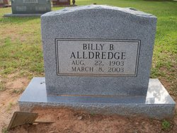 Billy Barbee Alldredge