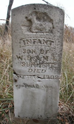 Infant Son Summitt