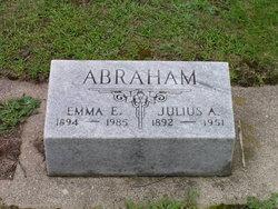 Emma E Abraham