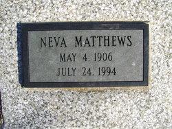 Neva Matthews