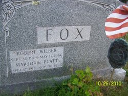 Robert Wilber Fox
