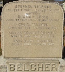 Mary Olivia Belcher