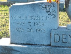 Arthur Franklin Dennis