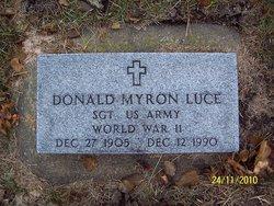 Donald Myron Luce
