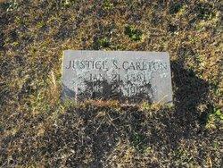 Justice S Carlton