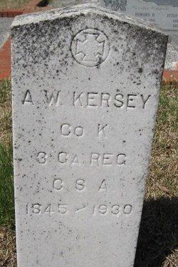 Arthur W. Kersey