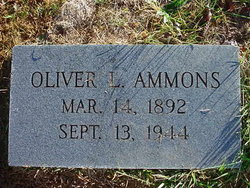 Oliver Lafayette Ammons