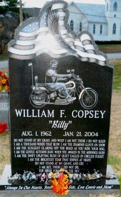 William F Copsey