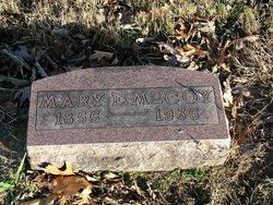 Mary Elizabeth <i>Atchley</i> McCoy