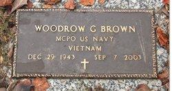 Woodrow Gary Brown