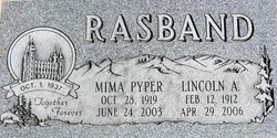 Lincoln A. Rasband