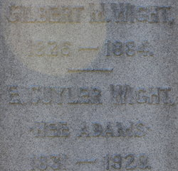 Gilbert M Wight