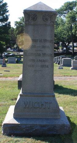 E Cuyler <i>Adams</i> Wight