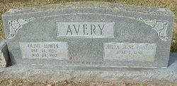 Julia June <i>Poston</i> Avery