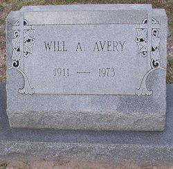 William Andrew Avery