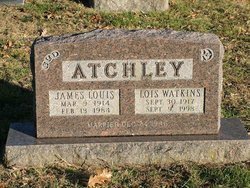 James Louis Atchley