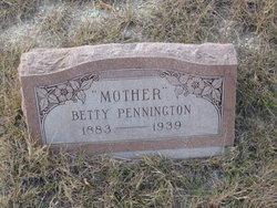 Elizabeth Betty <i>Brumbalow</i> Pennington