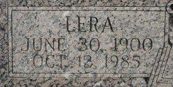 Lera Mae <i>Gann</i> Allen