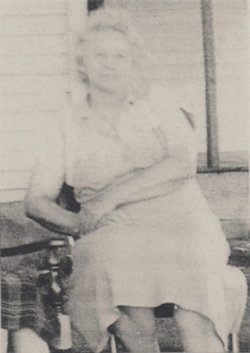 Gussie Genevieve <i>Gould</i> Burklow