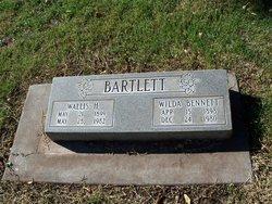 Wilda <i>Bennett</i> Bartlett