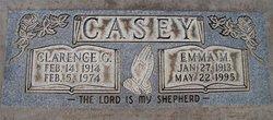Emma Loraine <i>Moses</i> Casey