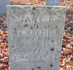Jane Mayfield