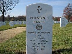 Vernon Joseph Baker