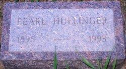 Pearl Josephine <i>Harlan</i> Hullinger